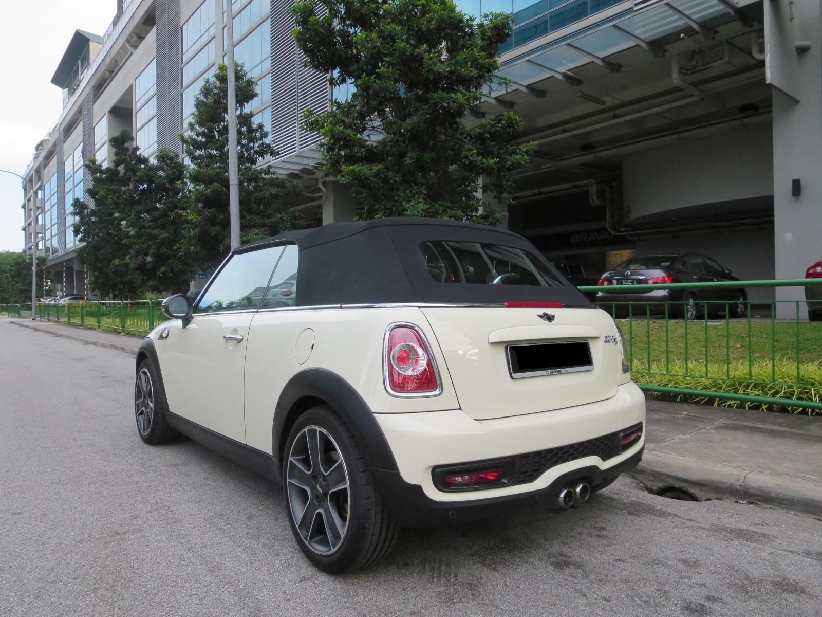 Sng Auto Trading Mini Cooper S Cabriolet